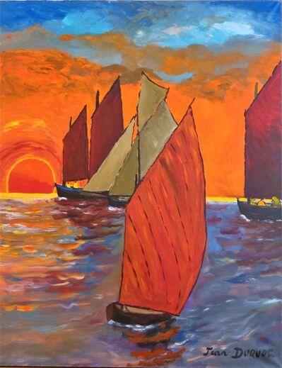 Jean Duquoc, 'Le Bonheur Court sur L'eau', 2003