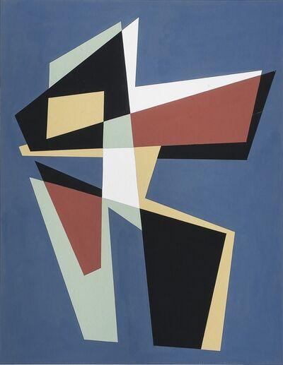 José Pedro Costigliolo, 'Formas', 1954