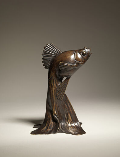 Edouard Marcel Sandoz, 'Siamese Fish', 1921