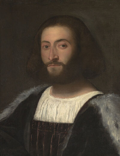 Titian, 'Portrait of a Man', ca. 1508-1510