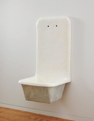 Robert Gober, 'The Silly Sink', 1985