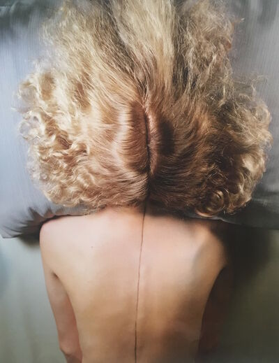 Jo Ann Callis, 'Woman with Blond Hair', 1977