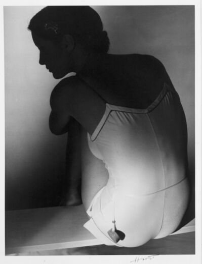 Horst P. Horst, 'Courreges Bathing Suit', 1978
