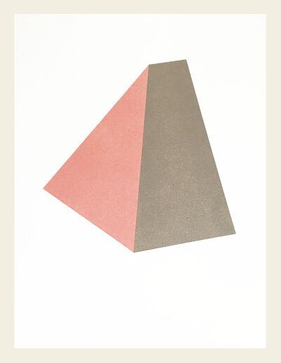 Jürgen Bauer, 'Object on white P1', 2020