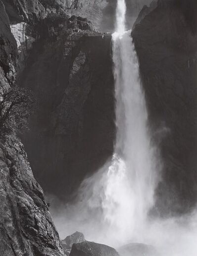 Ansel Adams, 'Lower Yosemite Fall', 1946