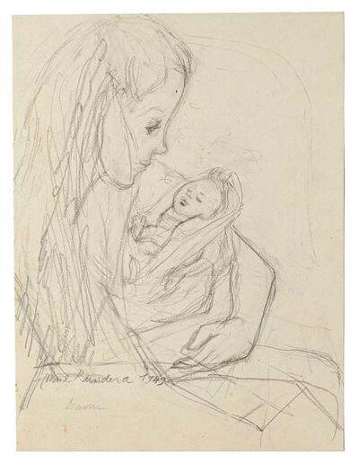 Jeanne Daour, 'Madam Rundera', 1949