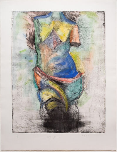 Jim Dine, 'The French Watercolor Venus', 1985