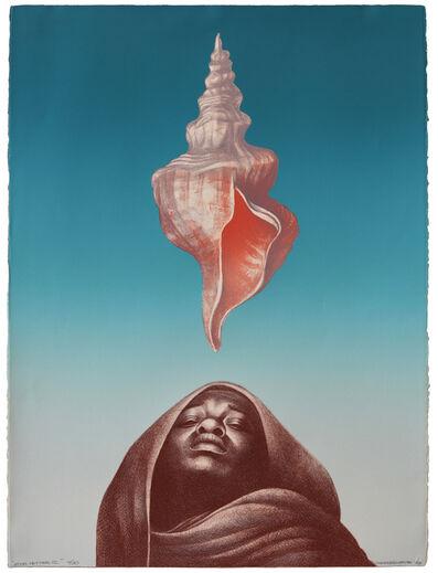 Charles White, 'Love Letter III', 1977