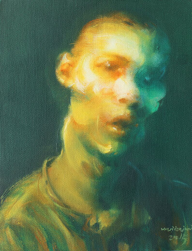 Wu Jianjun, 'Small Portrait No.8', 2015
