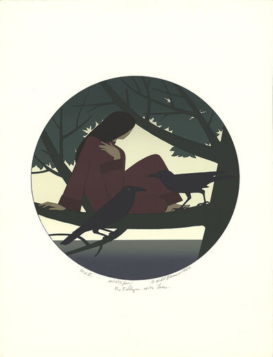 Will Barnet, 'Circle II', 1980