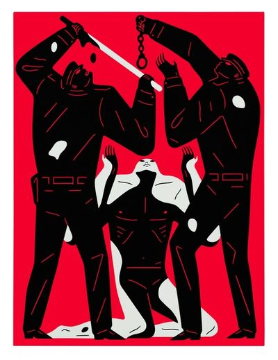 Cleon Peterson, 'There is a Law', 2019
