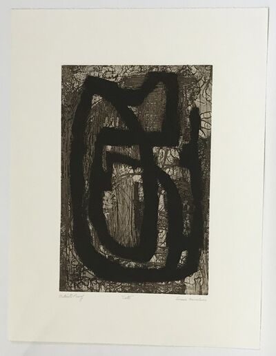 Louise Nevelson, 'Cat', 1965-1966