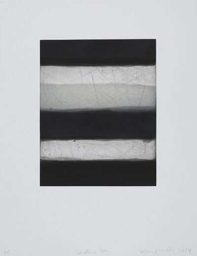 Sean Scully, 'Landline Grey', 2014