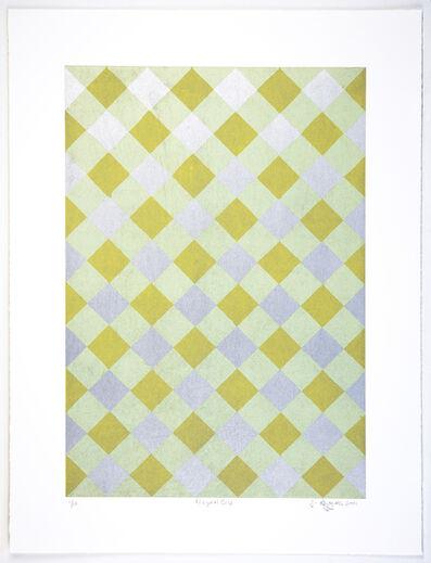 Jonathan K Higgins, 'Diagonal Grid', 2014