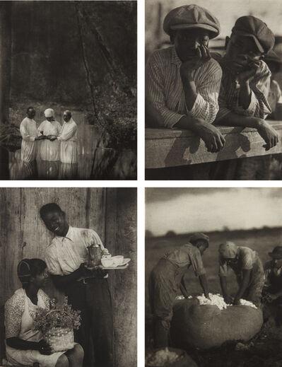 Doris Ulmann, 'Roll, Jordan, Roll', 1933