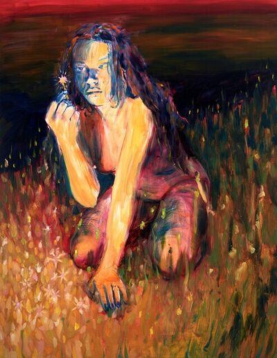 Caroline E. Absher, 'Magic Flowers', 2021