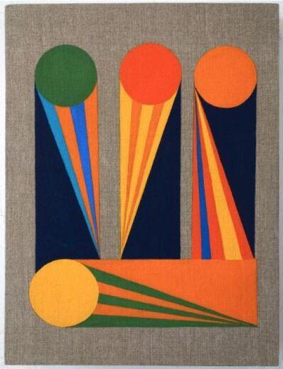 Eamon Ore-Giron, 'Roman Blues Study no.1', 2015