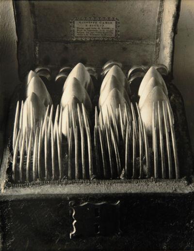 Linda Butler, 'Silverware Genova'