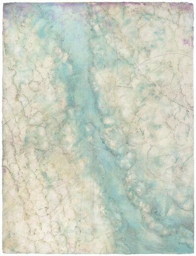 Elise Wagner, 'Glacier Stream II', 2019