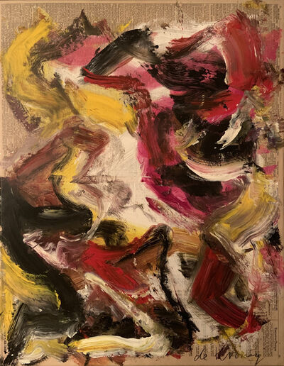 Willem de Kooning, 'Untitled', 1971
