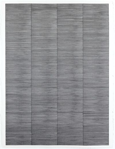 Jon Poblador, 'Gray Field', 2020