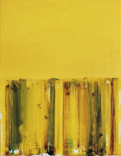 Rafael Canogar, 'Primavera', 2011