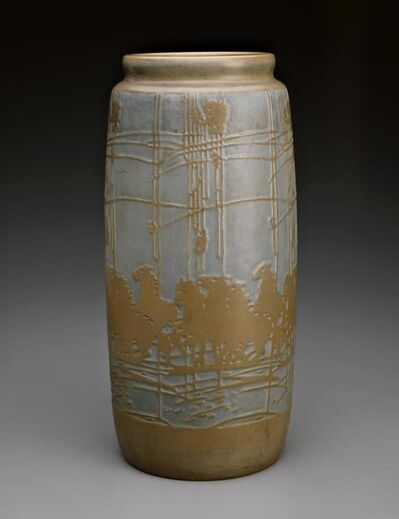 Overbeck Pottery, 'Vase', about 1915