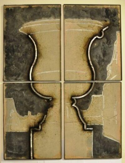Juan Garaizabal, 'Wall Pattern Vase Tuileries IV', 2014