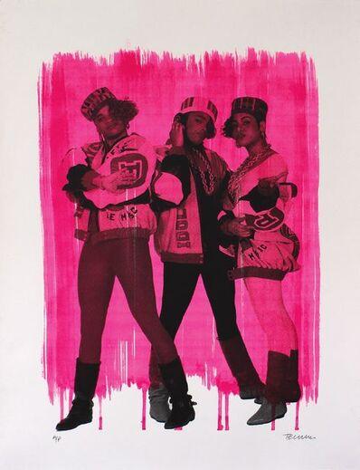Janette Beckman, 'Salt-N-Pepa (pink variation)', 2017