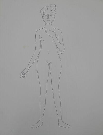 Surendran Nair, 'Untitled (Drawing 13)', 2016-2017