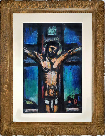 Georges Rouault, 'Crucifixion:  from the  The Lewisohn Collection. ', 1930