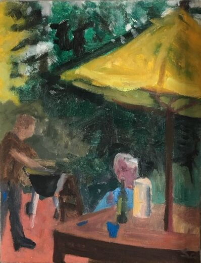 Suzanne Guppy, 'End of Summer Cookout', 2014