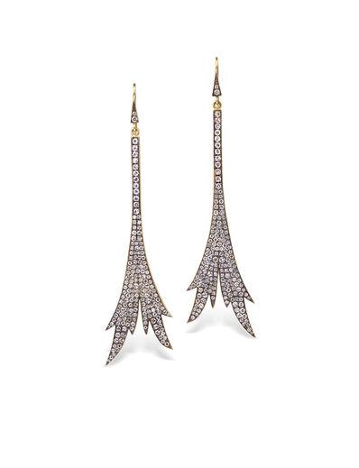 Sylva & Cie, 'Feather Earrings', 2017