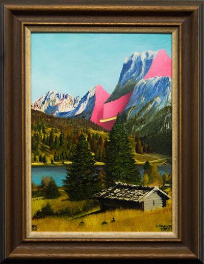 André Schulze, 'Mountain Cake', 2020
