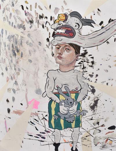 Carolina Muñoz, 'Atrapa conejo', 2019