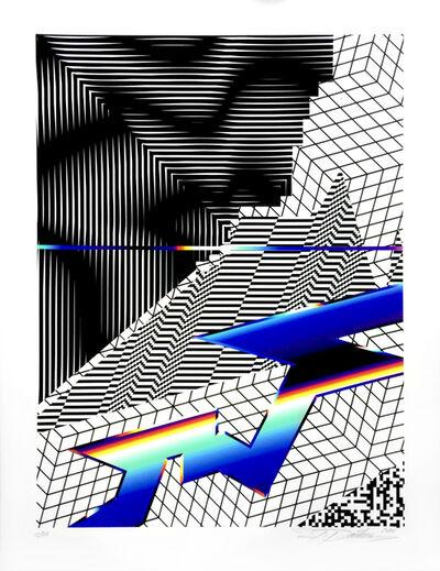 Felipe Pantone, 'Stereodynamica 8', 2016