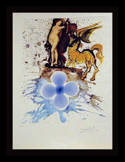 Salvador Dalí, 'Hommage a Cranach', 1971