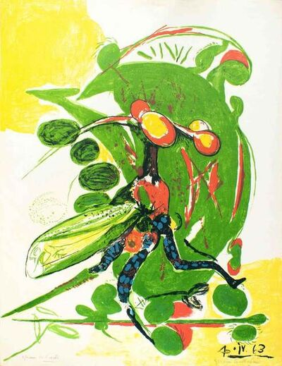 Graham Sutherland, 'Insect', 1963