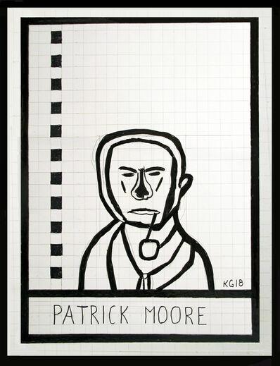Ken Grimes, 'Patrick Moore', 2018