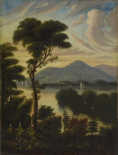 Thomas Chambers, 'Landscape', ca. 1830