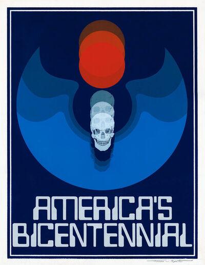 Thomas W. Benton, 'America's Bicentennial', 1976