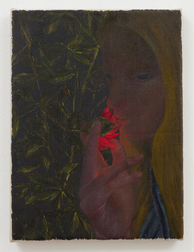 Srijon Chowdhury, 'Glowing Rose', 2019