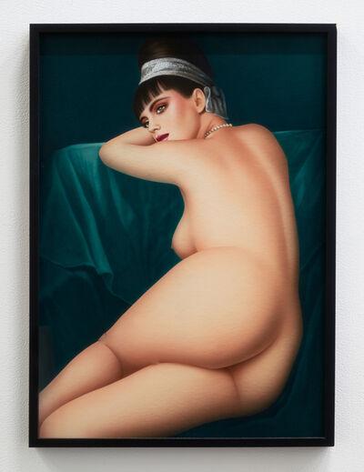 Harumi Yamaguchi, 'Big Nude', 1985