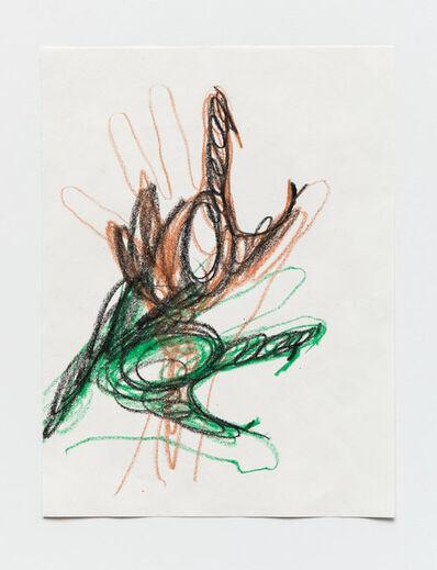 Carmen Argote, 'Glove Hand Dog', 2020