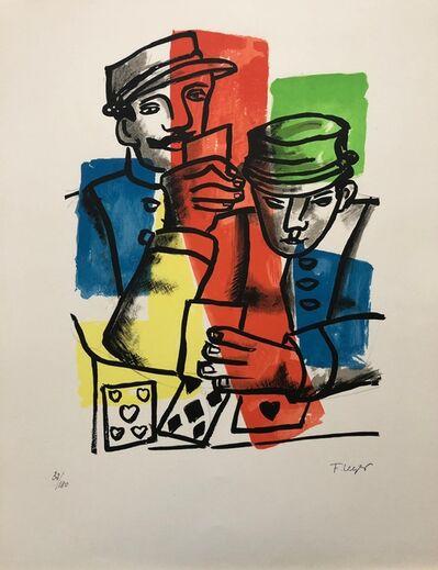 Fernand Léger, 'Les soldats', 1959