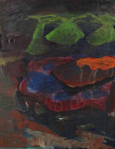 Per Kirkeby, 'Dunkelheit III', 1990