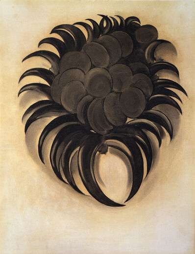 Georgia O'Keeffe, 'Indian Beads', 1934