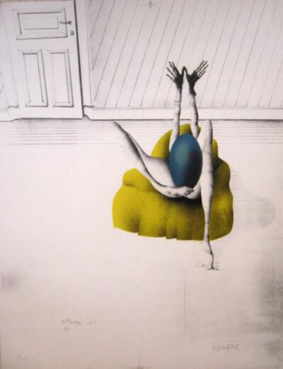 Paul Wunderlich, 'L'Oeuf Bleu', 1970