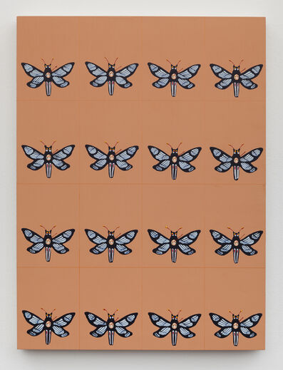 Mi Ju, 'The Moth', 2015