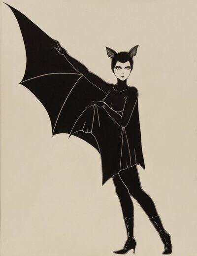 Musidora Levamp, 'Bat Lady', 2019